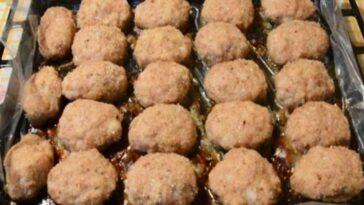 Soczyste kotlety mielone z piekarnika